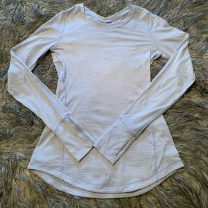 Lululemon Running Shirt Long Sleeve